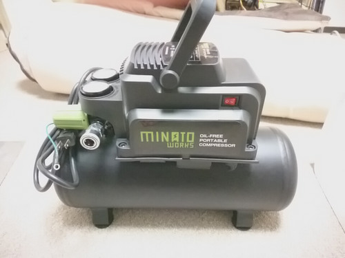 ミナト電機工業のCP-8A